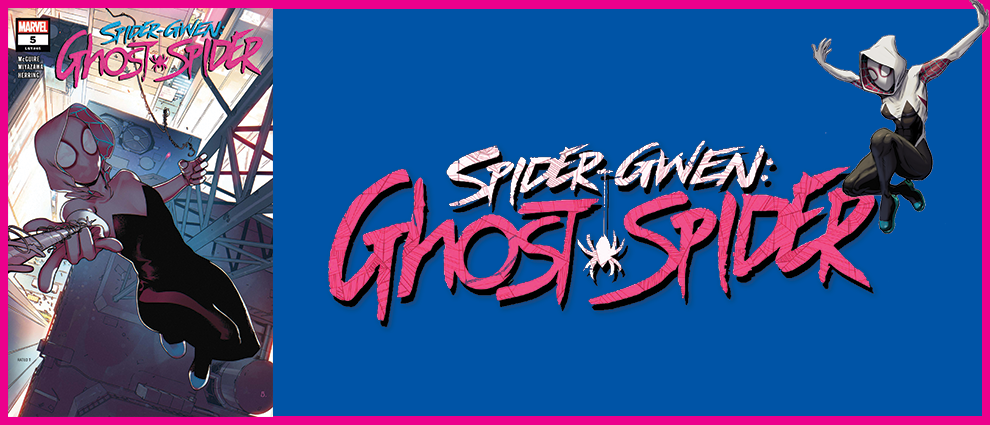 Ghost-Spider is Awesome!